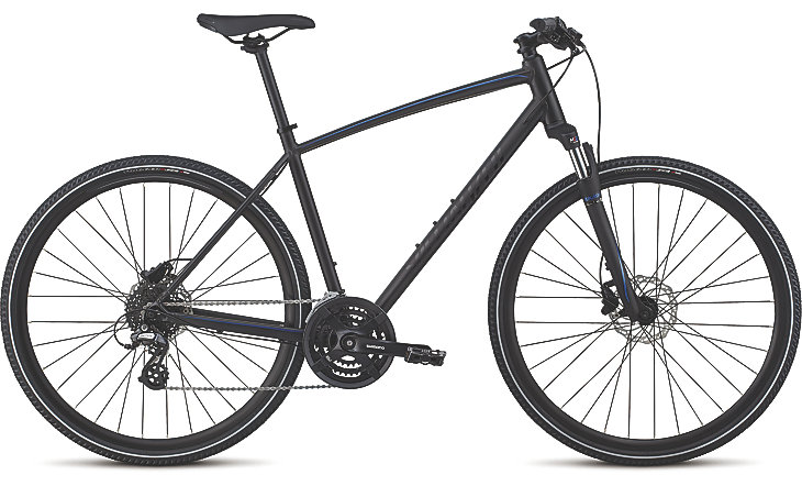 Specialized Crosstrail Hydraulic disc black 2018